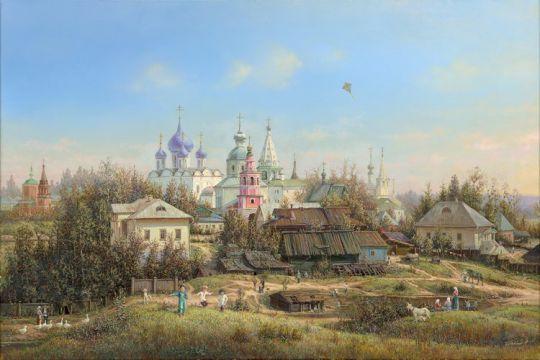 Русь Православная. Суздаль