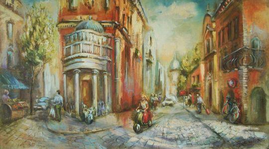 Via dei Condotti. Прогулки по Риму