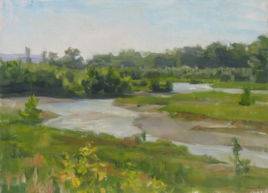 Река Уруп