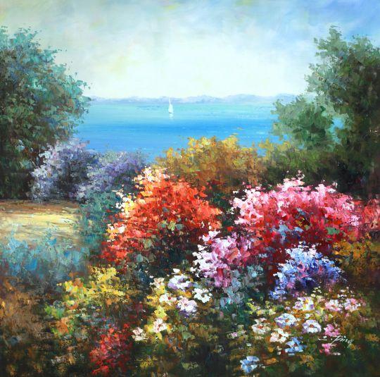 Цветущее Средиземноморье