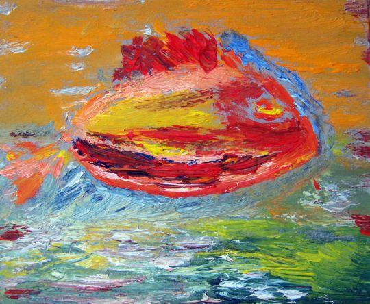 Рыба, приносящая удачу II