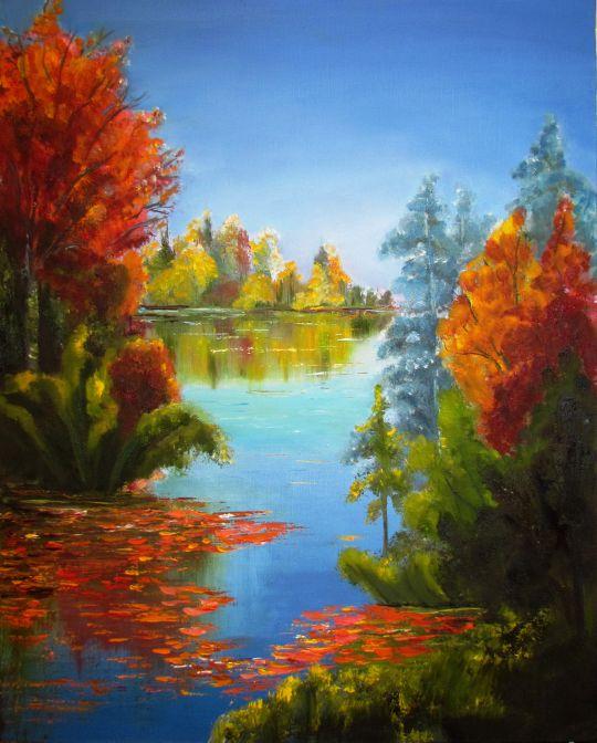 Цветная осень