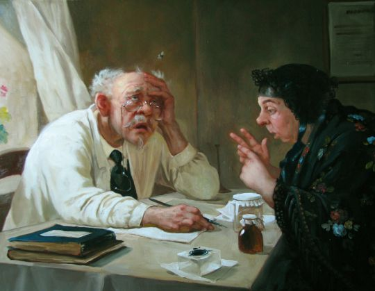 История болезней