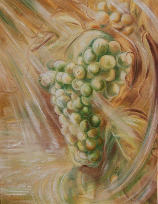 Виноград 2. Капли.