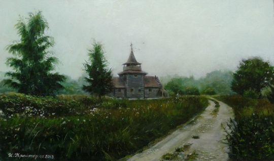 Церковь Сергия Радонежского в Павлово на Неве