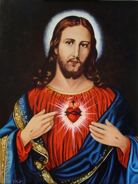 Сердце Иисуса
