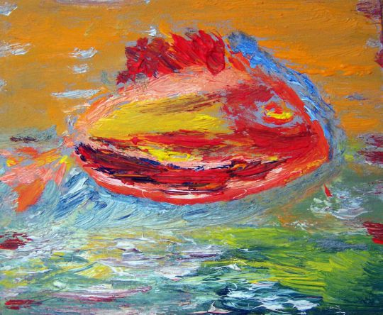 Рыба приносящая удачу II