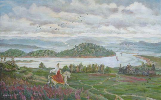 Земли славянские
