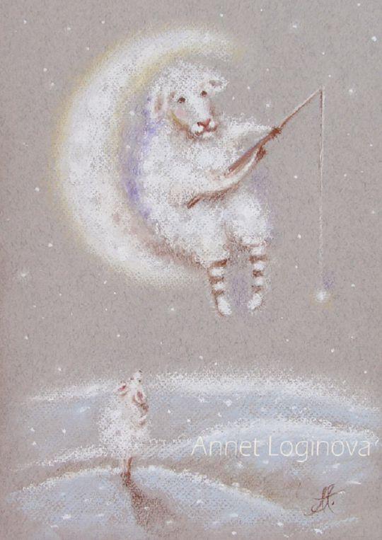 Пушистые сказки. Снежные сны