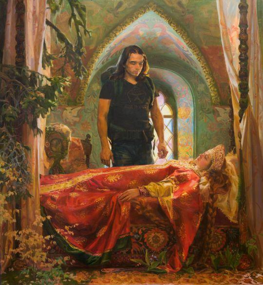 Будет то не смерть а сон... (Спящая красавица)