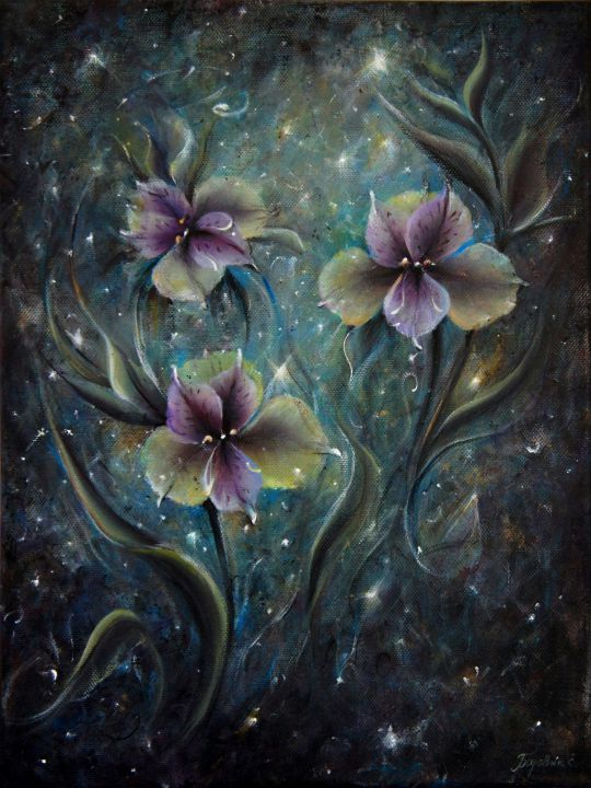 Древняя Магия Цветов