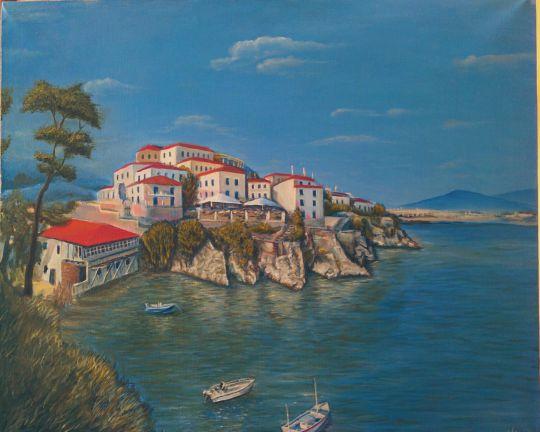 Греческий залив