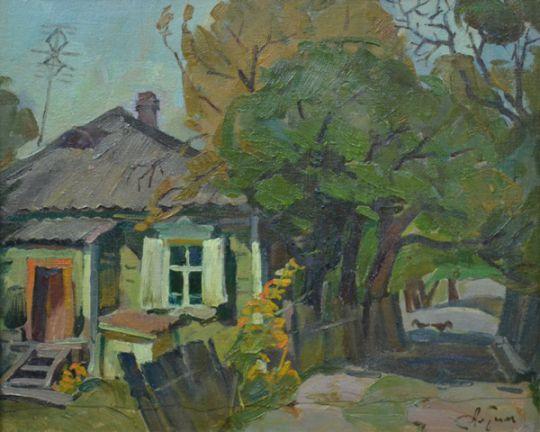 Тихий переулок, Раздоры. 1994 г.