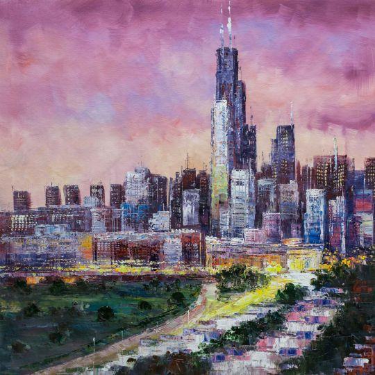 Большой и маленький Чикаго