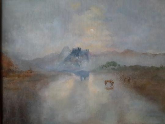 «Замок Норхэм. Восход»