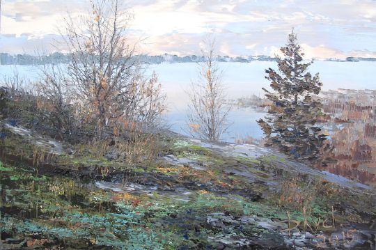 Осенний день в Карелии