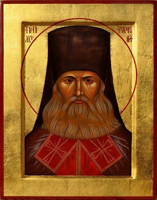 Преподобномученик Исаакий Оптинский