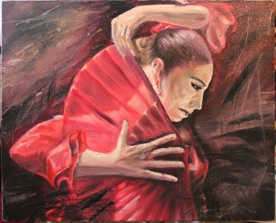 Из серии фламенко