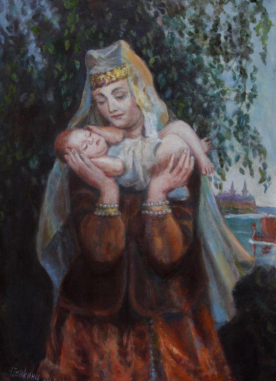 Славянская мадонна