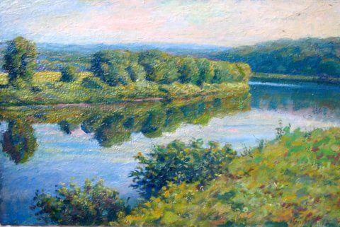 У Москвы-реки