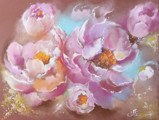 Танец утренних цветов