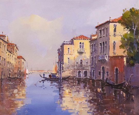 Сны о Венеции N14