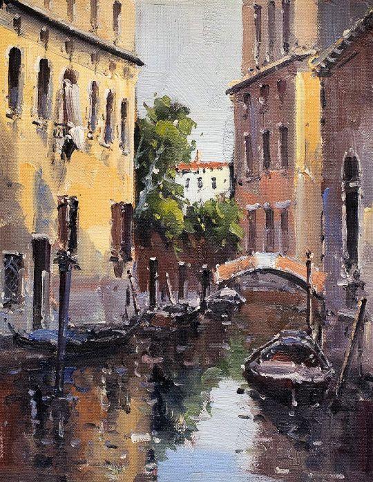 Сны о Венеции N16