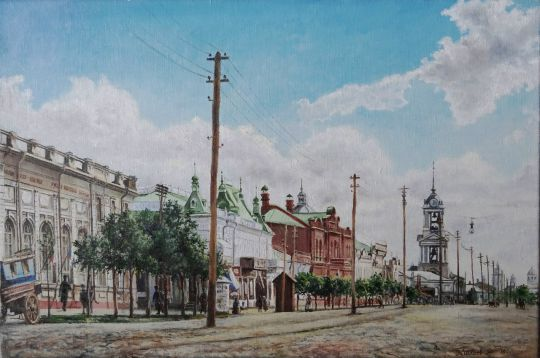 Новомосковная улица