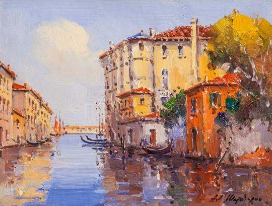 Сны о Венеции N18