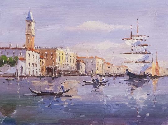 Сны о Венеции N25