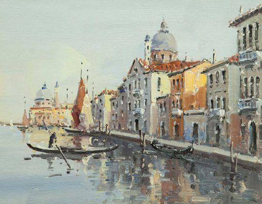 Сны о Венеции N27