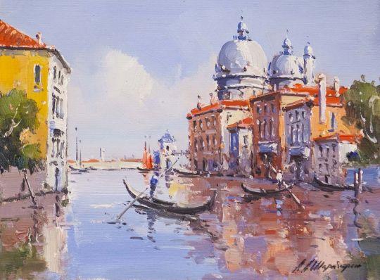 Сны о Венеции N29