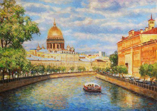 Солнечный Петербург
