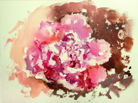 Цветок рассвета