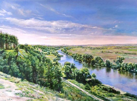 Озеро Круглое. Воронеж