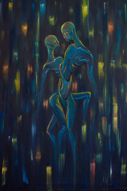 Падающие вверх влюбленные