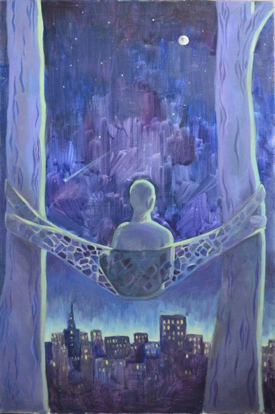 Мечты над городом