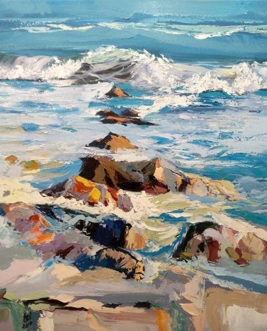 В море синем, в море пенном…N3
