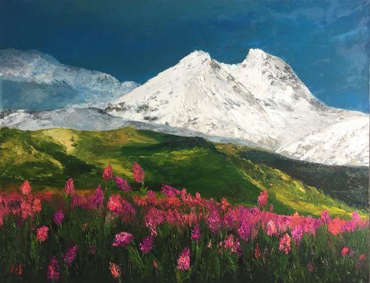 Цветочный Эльбрус