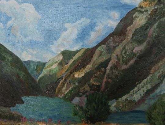 Озеро Пиво, Черногория