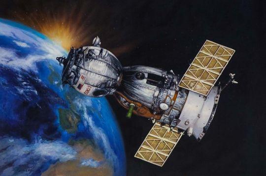 Космический корабль Союз. Покоряя космос