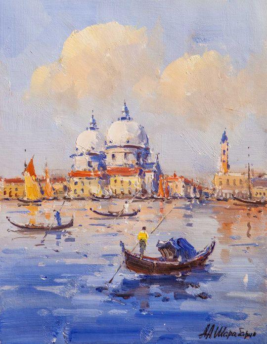 Сны о Венеции N1