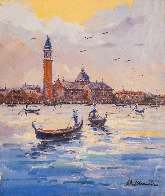 Сны о Венеции N2
