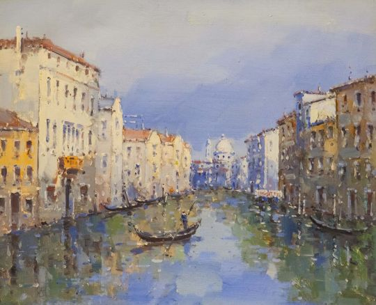 Сны о Венеции N43