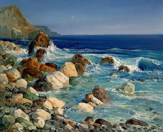 Крымский берег