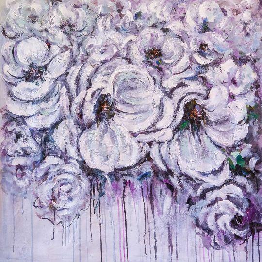 Цветочный флёр