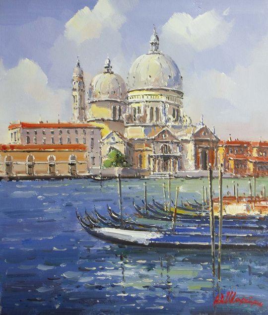 Сны о Венеции N45