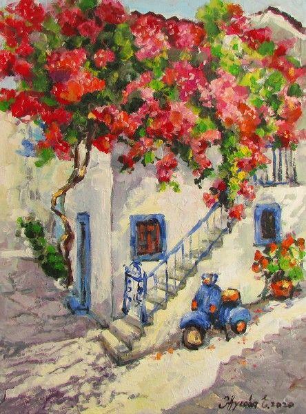 Дворики Греции1