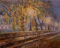 Пешком вдоль Сены