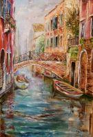 Венеция. Полдень